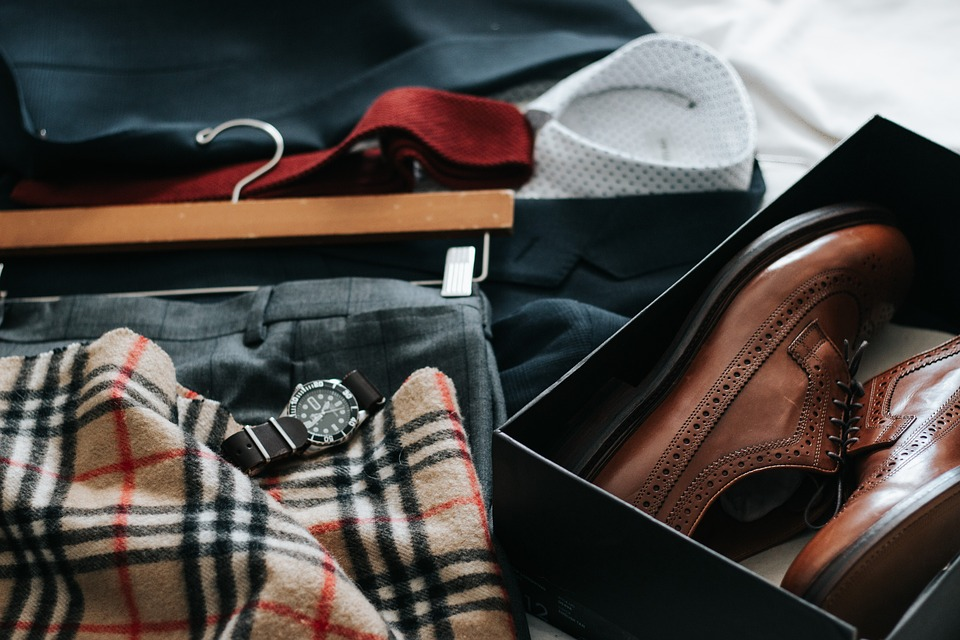 Business Packing List for Men